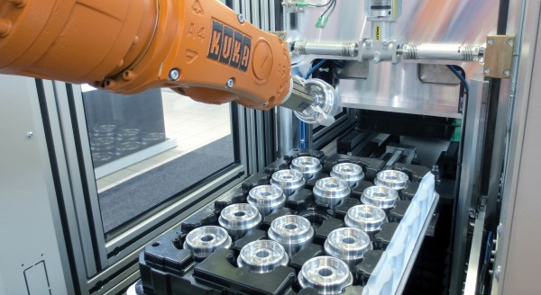 Trays für die Automatisierung